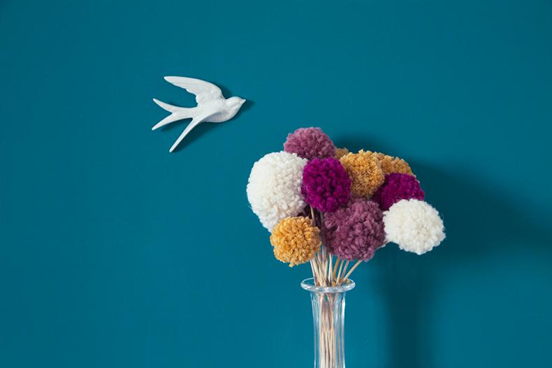 DIY-Bouquet-pompon-Mamie-Boude
