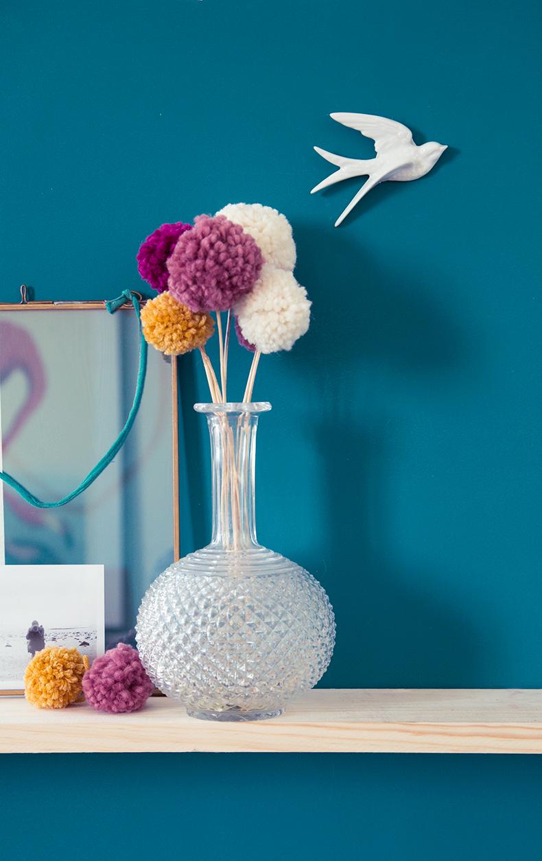 DIY-Bouquet-pompon-Mamie-Boude1
